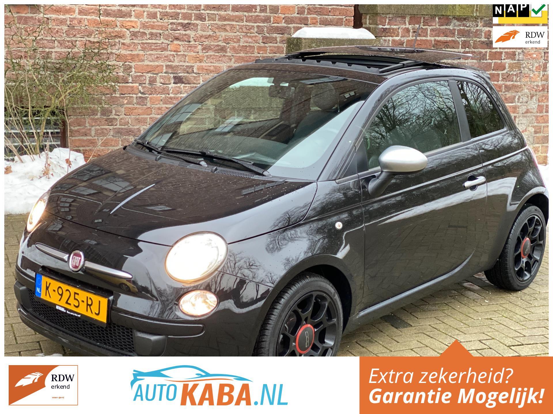 Fiat 500 occasion - Autokaba Enschede