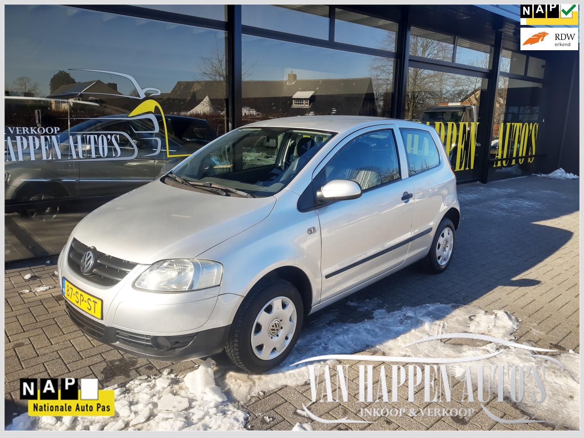 Volkswagen Fox occasion - Van Happen Auto's