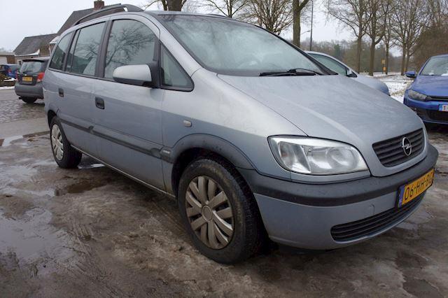 Opel Zafira 1.6-16V Comfort 7 persoons apk tot 7-7-2021