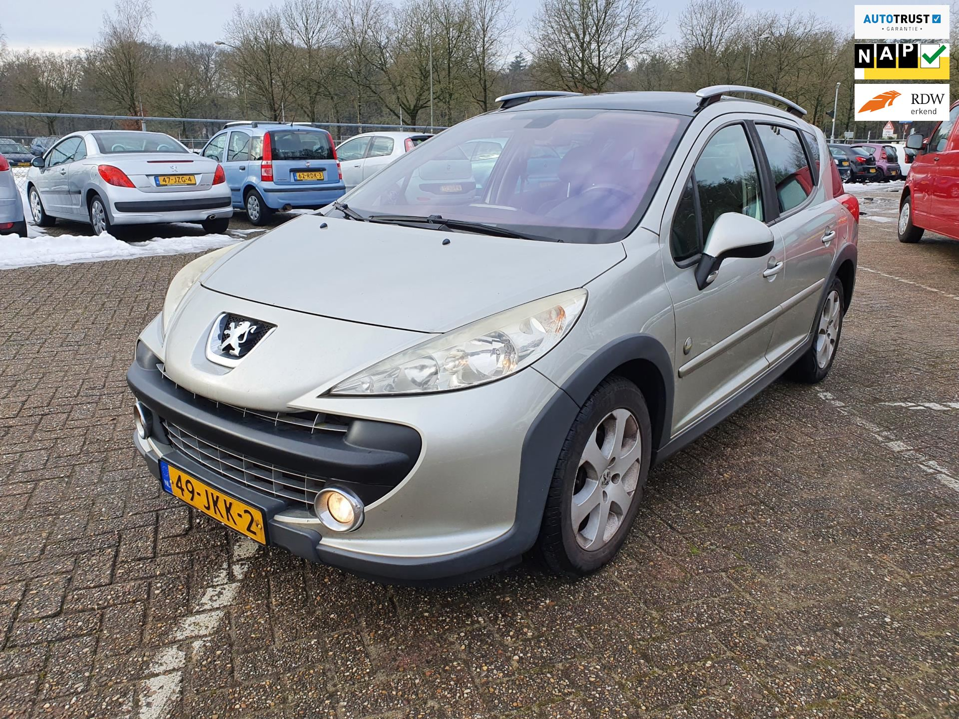Peugeot 207 SW Outdoor occasion - Andreas Auto's