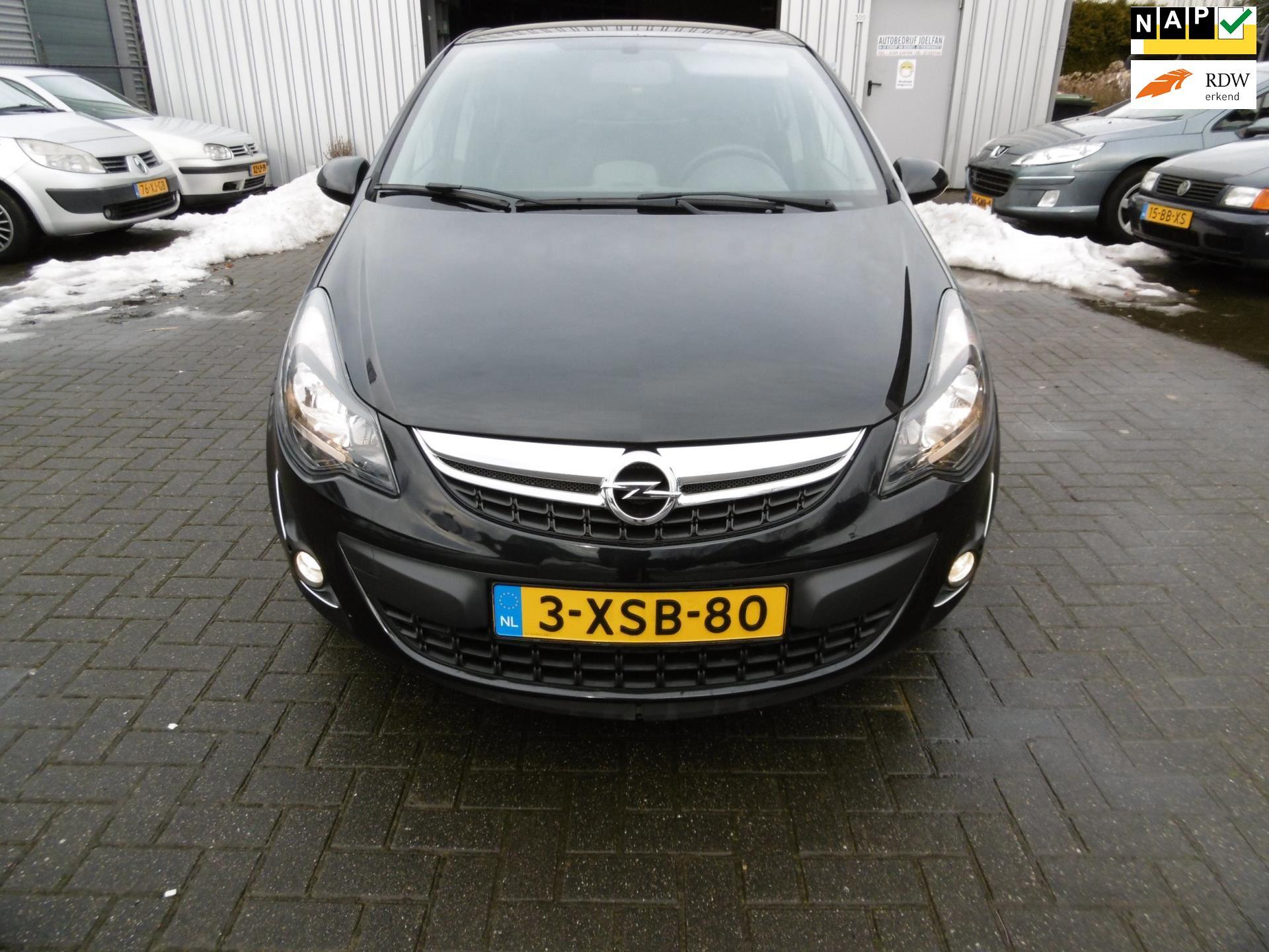Opel Corsa occasion - Autobedrijf M. Joelfan