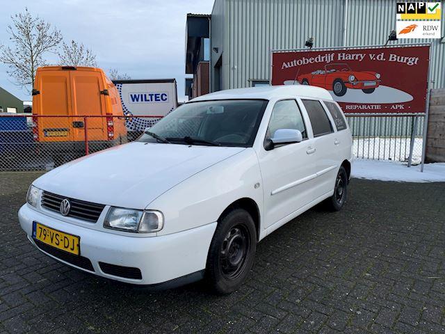 Volkswagen Polo Variant 1.9 SDI Airco Nieuwe APK