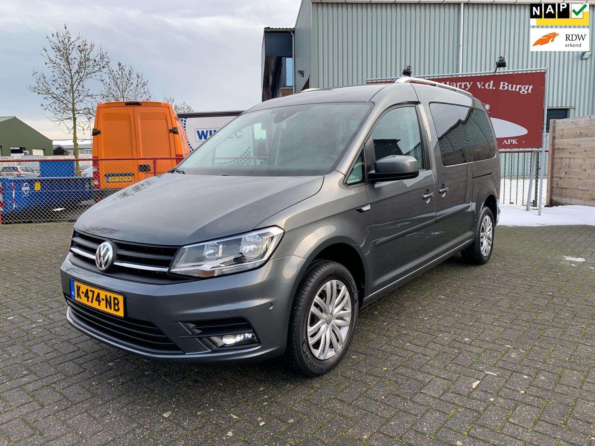 Volkswagen Caddy Maxi occasion - Autobedrijf Harry van der Burgt