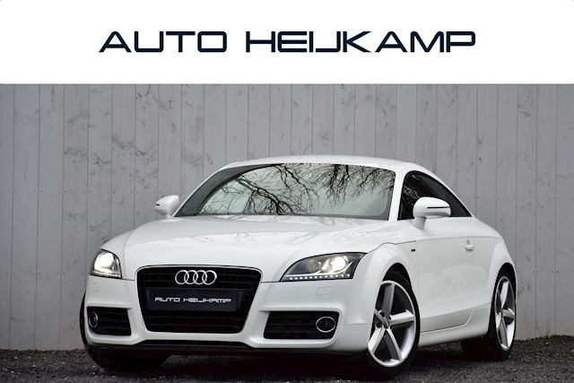 Audi TT 1.8 TFSI Pro Line S-Line | Xenon | Leer/Alcantara