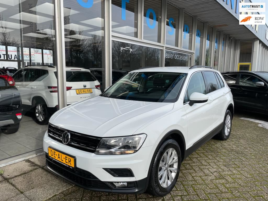 Volkswagen Tiguan occasion - Sprint Automobiel