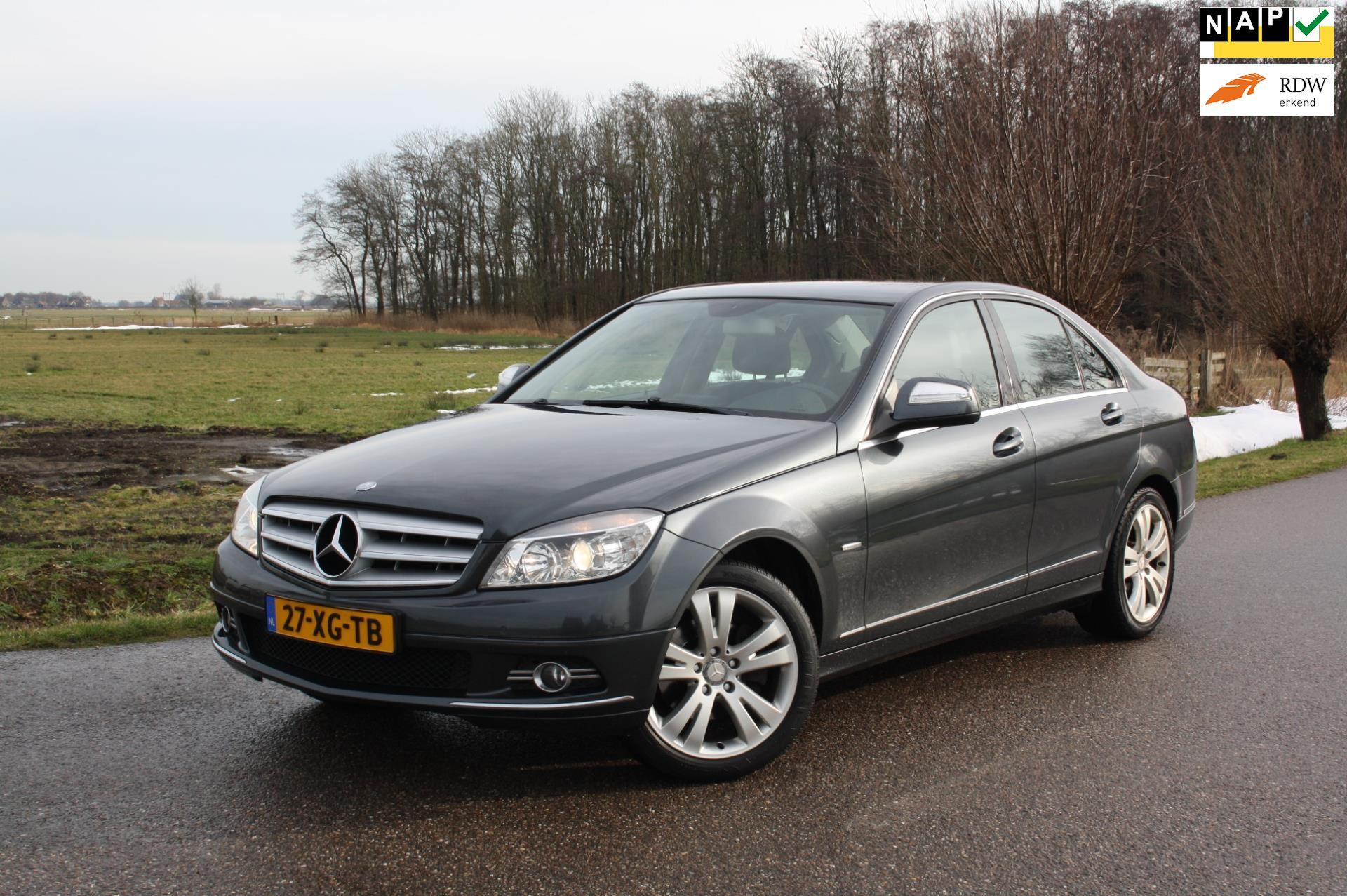 Mercedes-Benz C-klasse occasion - Favoriet Occasions
