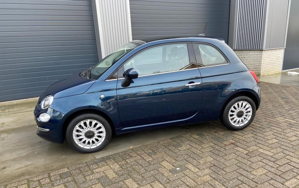 Fiat 500 occasion - Autoverkoop en Lease Bakker