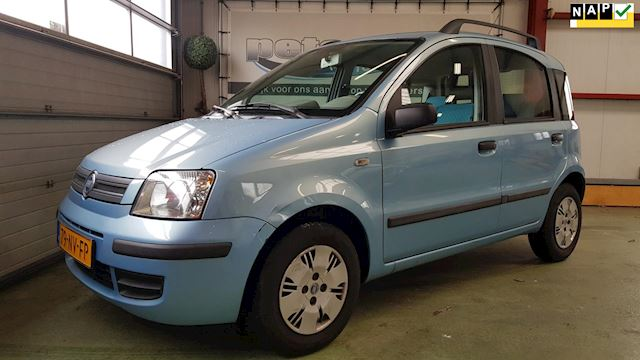 Fiat Panda occasion - Peters Auto's