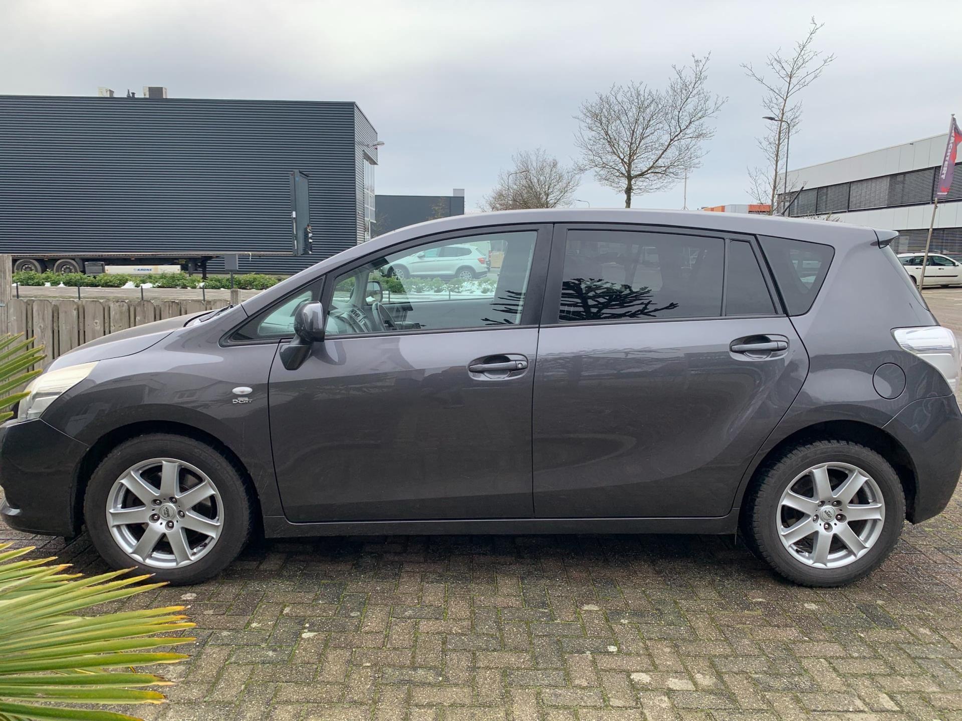 Toyota Verso occasion - Brabant Auto's