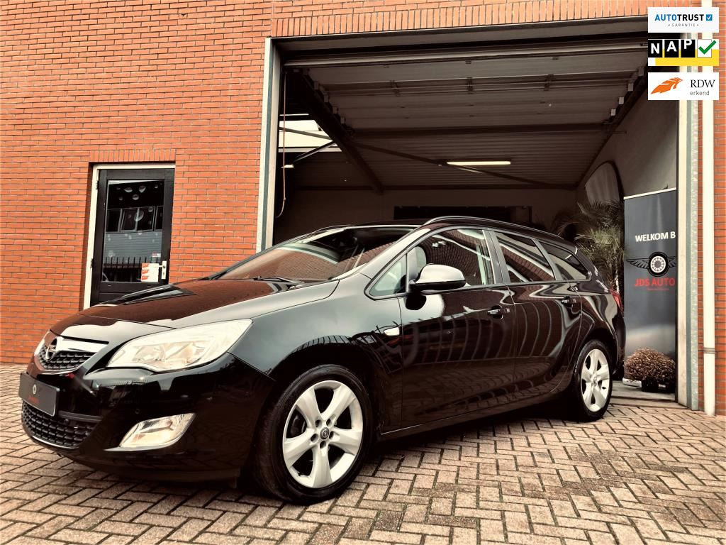 Opel Astra Sports Tourer occasion - JDS AUTO'S
