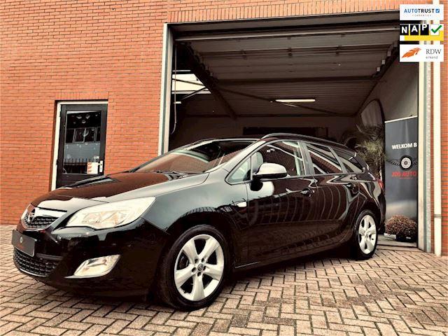 Opel Astra Sports Tourer 1.4 Turbo Sport 140pk/ AUTOMAAT/ CRUISE/ NAVI/ PDC/ VOL OPTIES/ NIEUWE APK