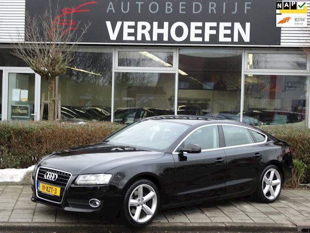 Audi A5 Sportback 1.8 TFSI - AUTOMAAT - XENON - CRUISE CONTR - CLIMATH CONTR - GARANTIE !!