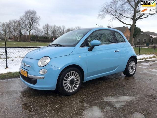 Fiat 500 occasion - Autobedrijf Martie van Ham