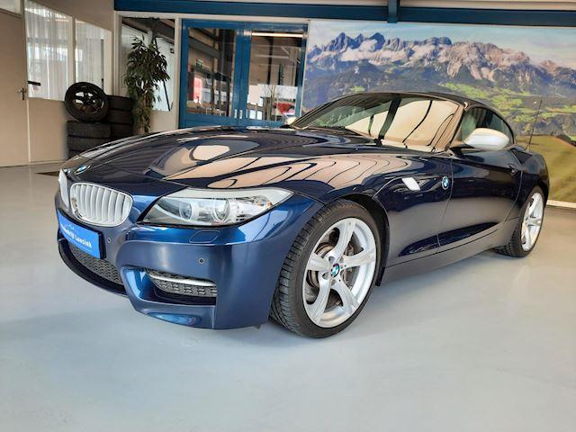 BMW Z4 Roadster SDrive35is High Executive 81000km, Volledig M-Sport, Alarm, Navigatie Prof, Pure White, etc