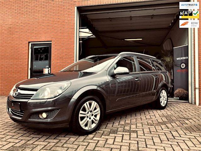 Opel Astra Wagon 1.8 140pk/ Bi-xenon/ CRUISE/ LEER/ NAVI/ CLIMATE/ NIEUWE APK