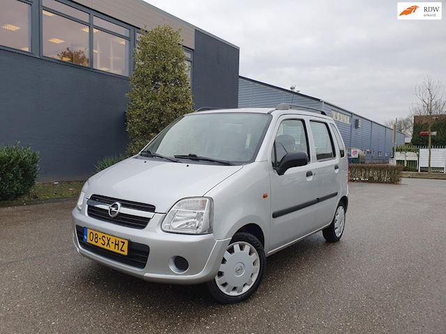 Opel Agila 1.2-16V Essentia/SUPER ZUINIG/ 2 X SLEUTELS