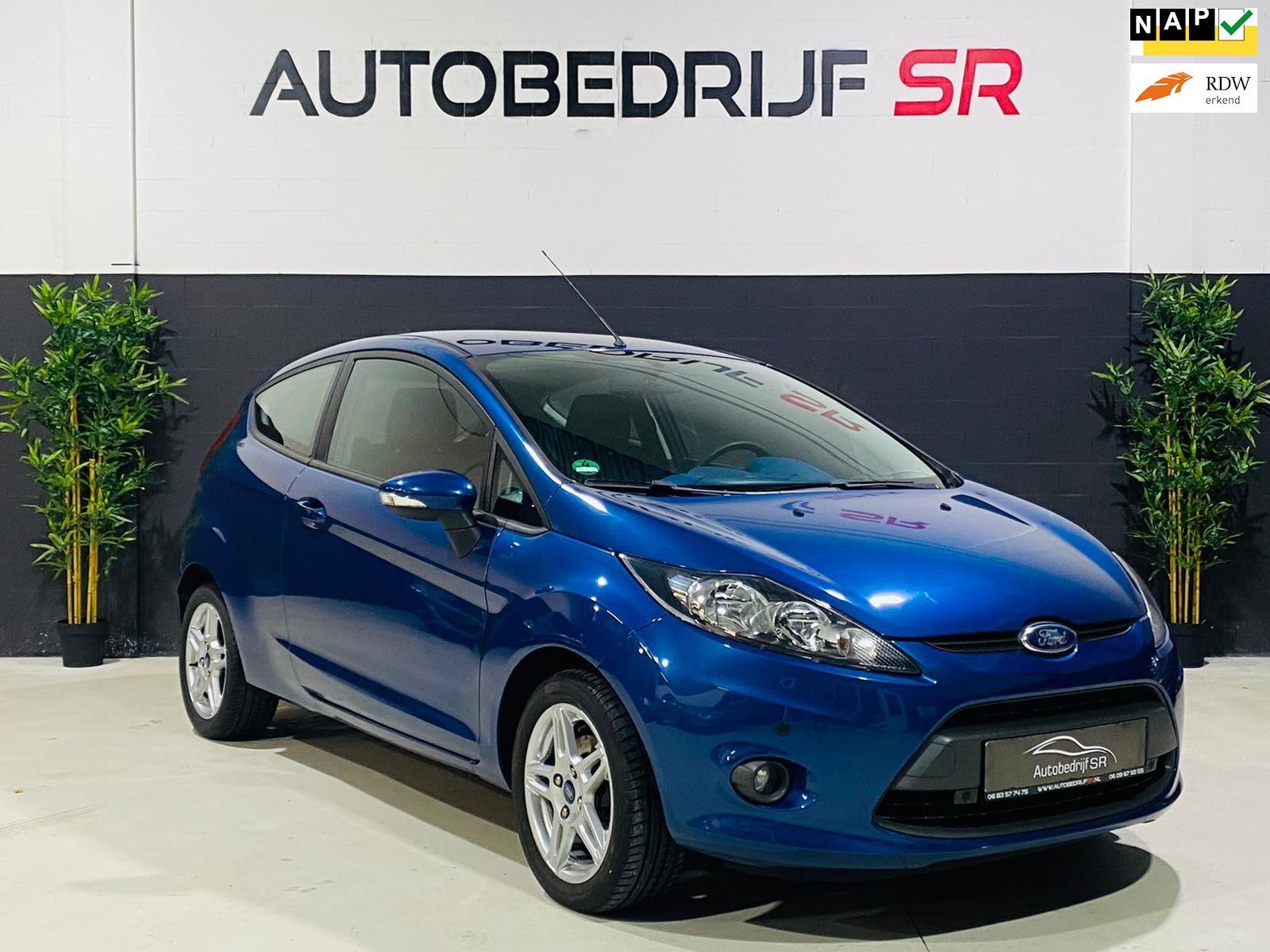 Ford Fiesta occasion - Autobedrijf SR