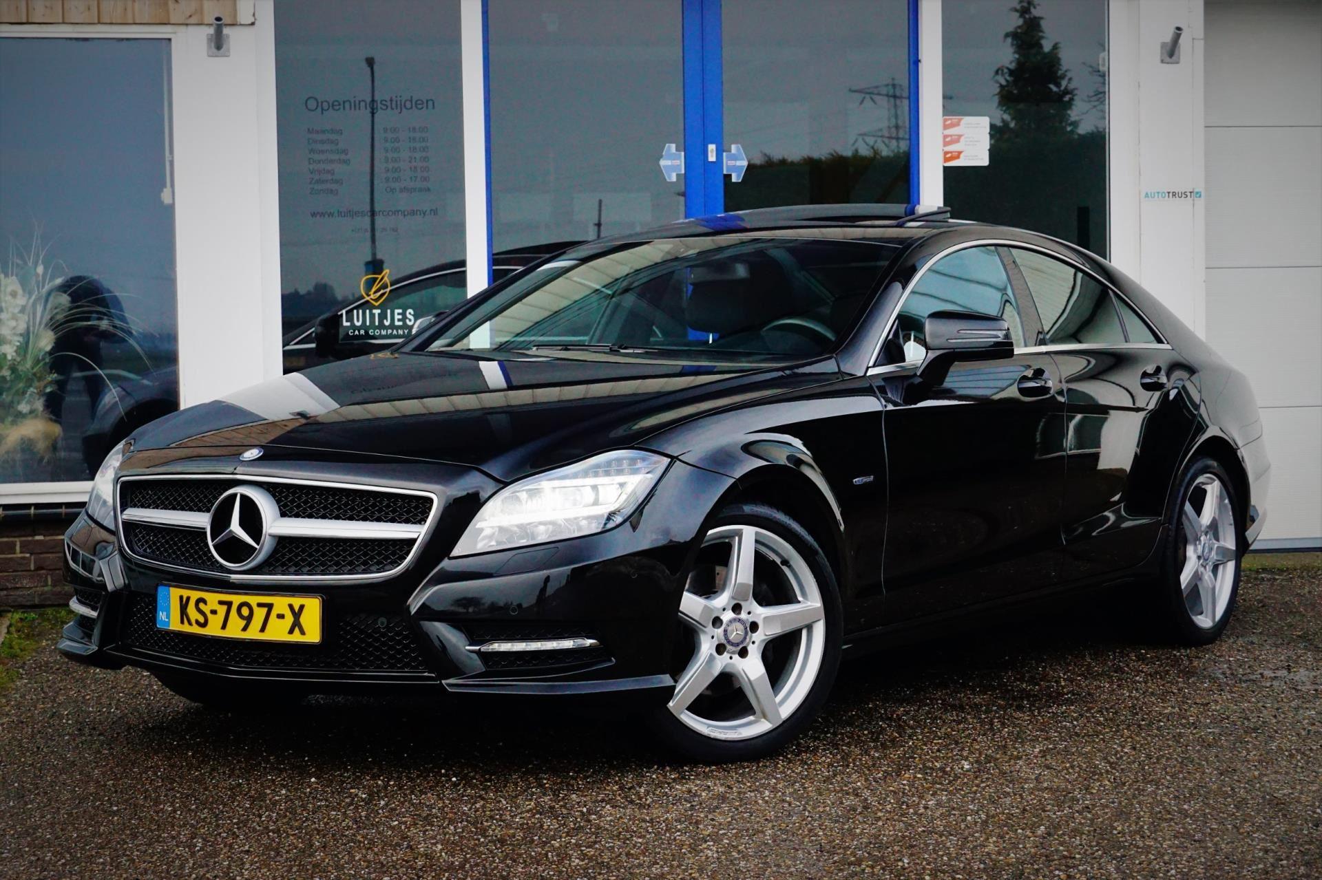 Mercedes-Benz CLS-klasse occasion - Luitjes Car Company