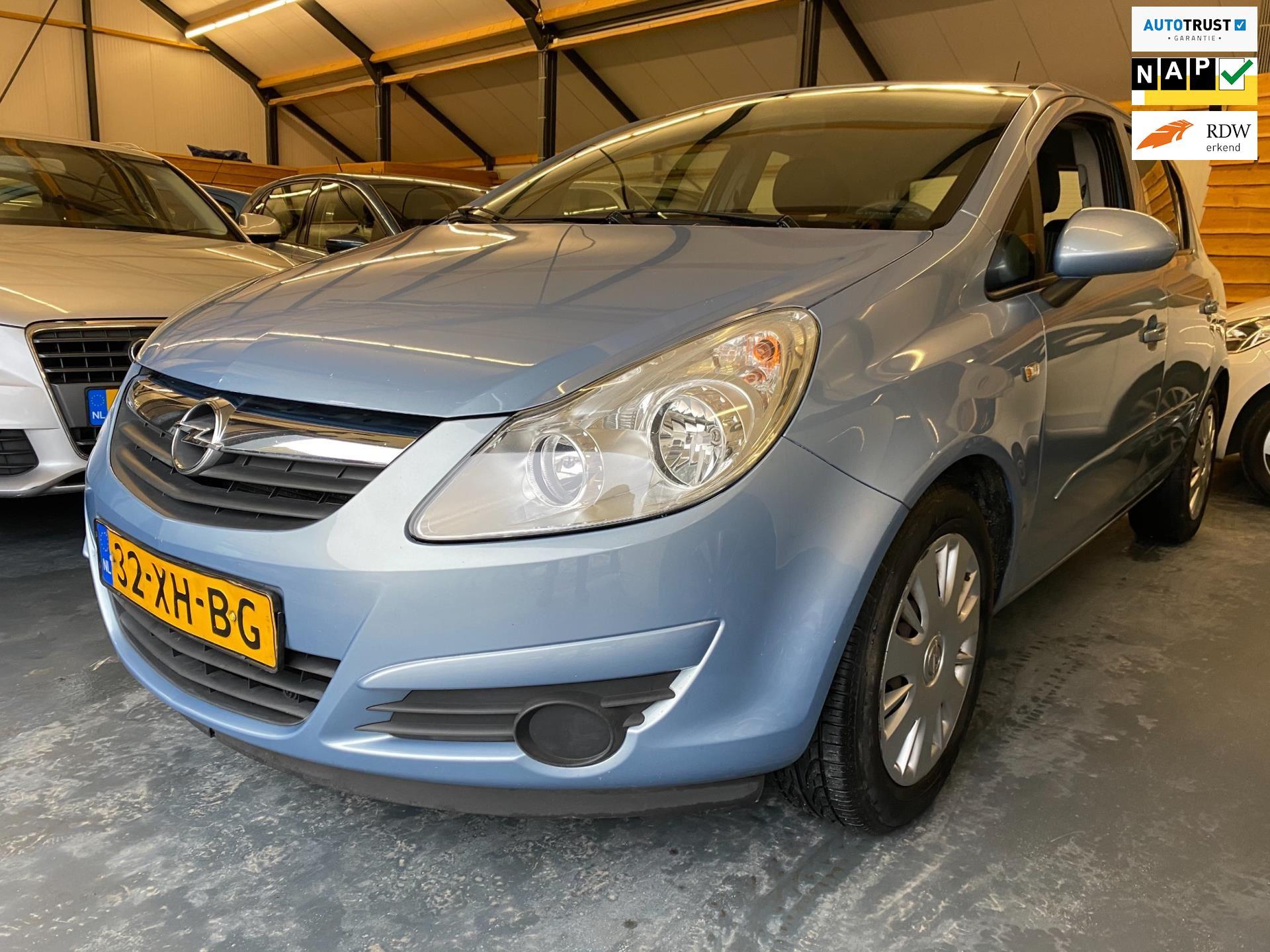 Opel Corsa occasion - Bierens Auto's