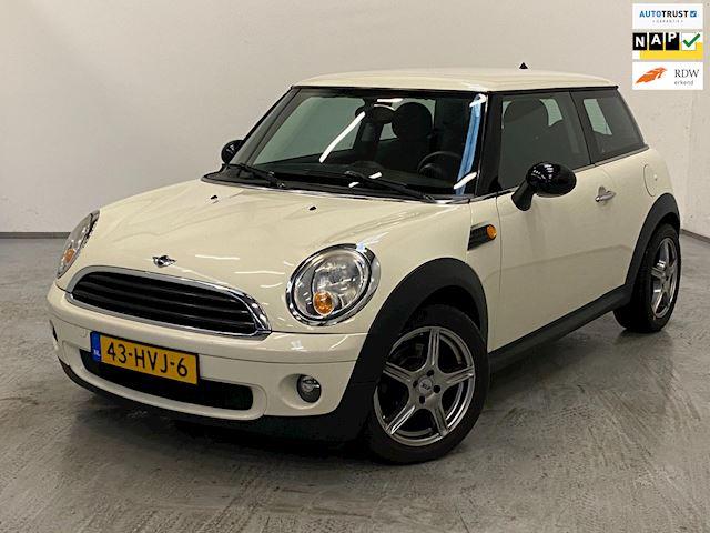 Mini Mini 1.4 One / Airco / LM Velgen / NL Auto