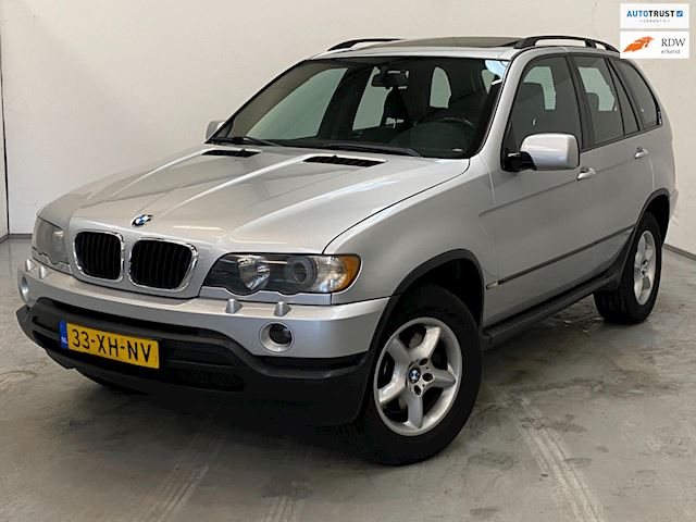 BMW X5 3.0i Executive / Aut / Schuifdak / Leder / Youngtimer