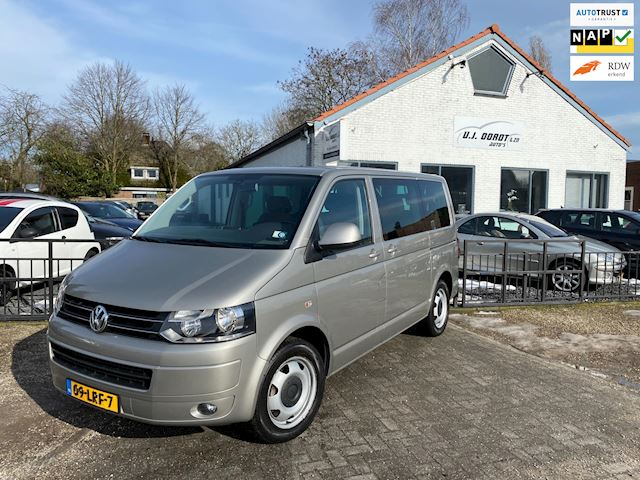 Volkswagen Transporter Kombi 2.0 TDI L1H1 Highline in nette staat!