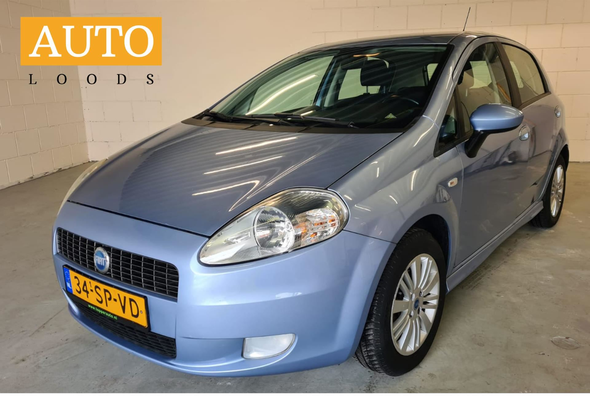Fiat Grande Punto occasion - AutoLoods B.V.