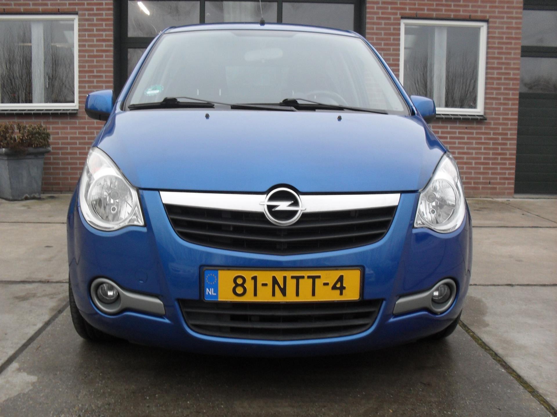Opel Agila occasion - AkroN Auto's