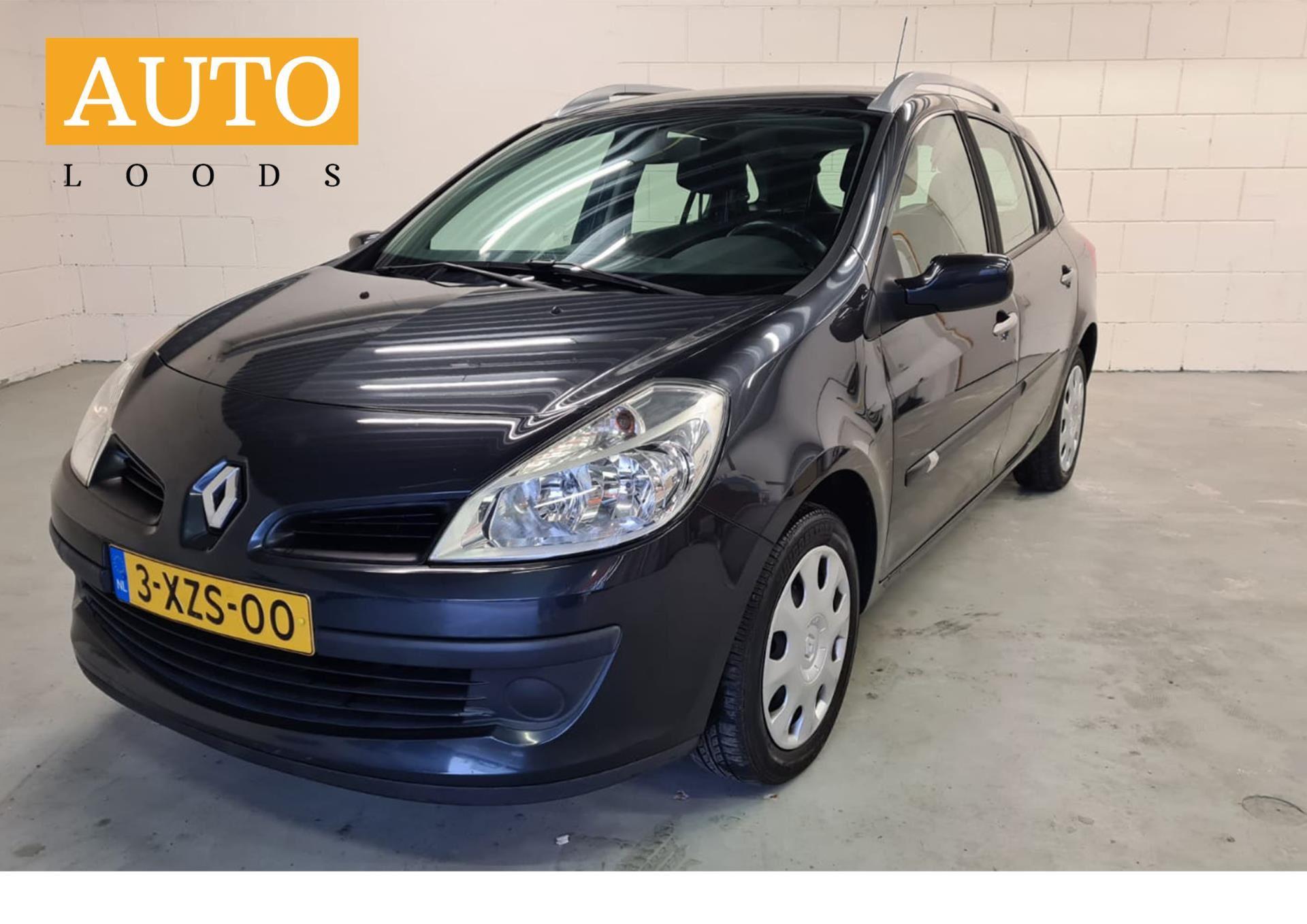 Renault Clio occasion - AutoLoods B.V.