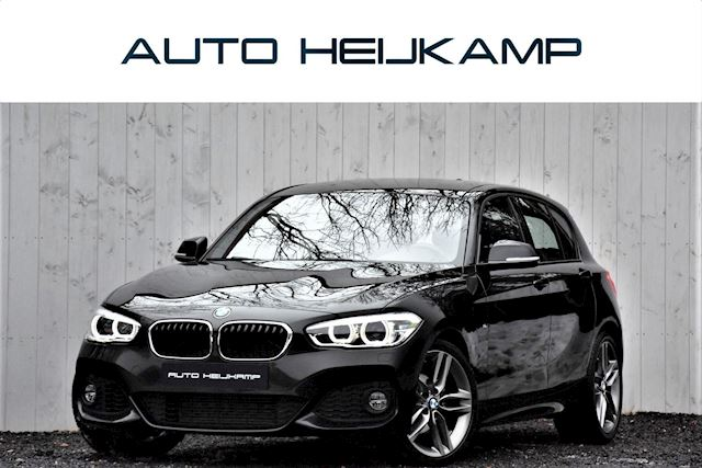 BMW 1-serie 118i Edition M Sport | Leer | LED | Navi | 29.215km!