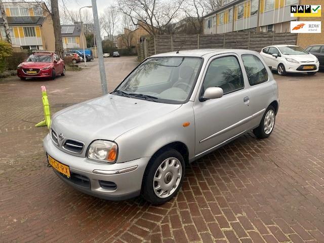 Nissan Micra AUTOMAAT / 64.000 NAP / Leuke auto / Nieuw APK