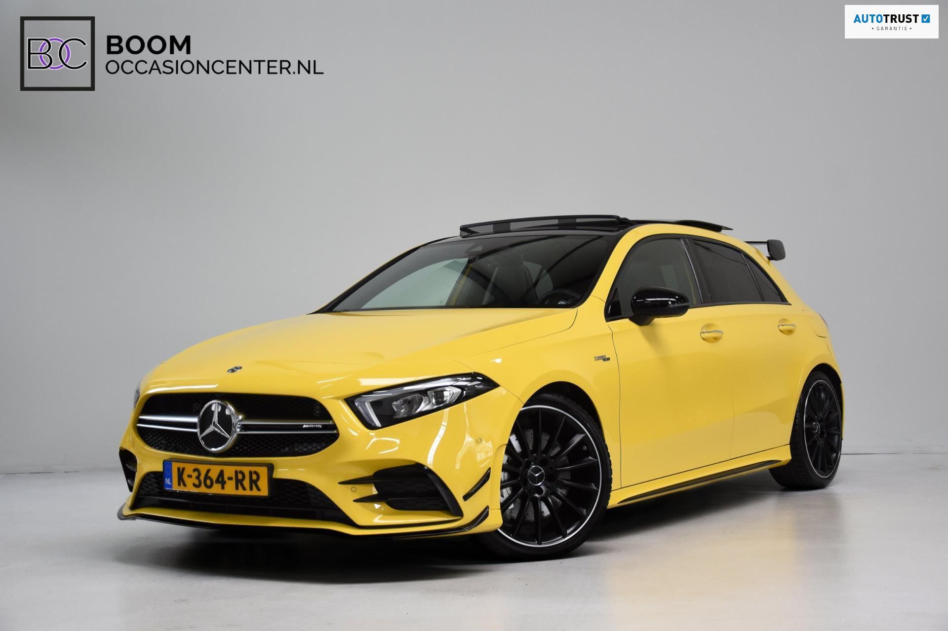 Mercedes-Benz A-klasse occasion - BoomOccasionCenter.nl