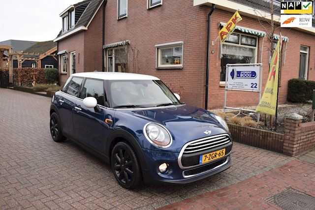 Mini Mini 1.2 One Salt Business/5DRS/AIRCO/CRUISE/NAVI/17 INCH/NETTE STAAT!