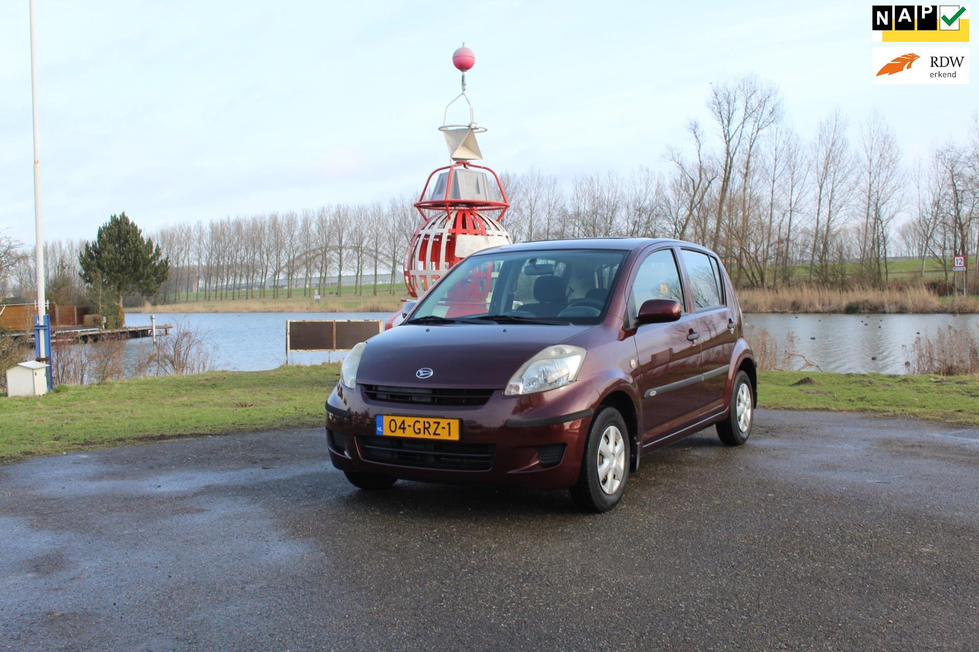Daihatsu Sirion 2 occasion - Van Vliet Auto's