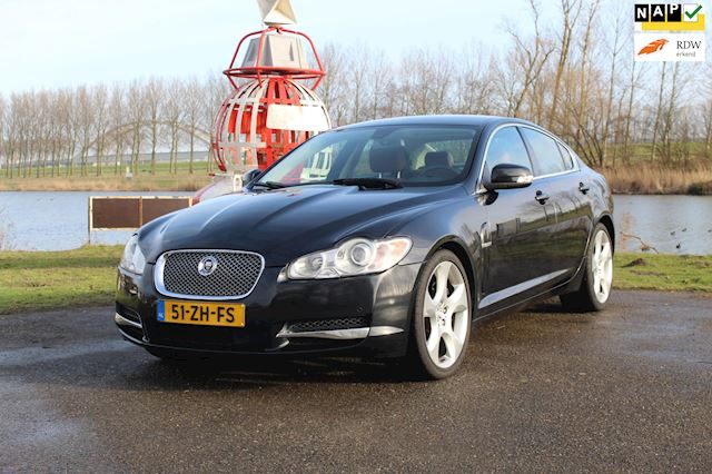 Jaguar XF 4.2 V8 SV8 Supercharged