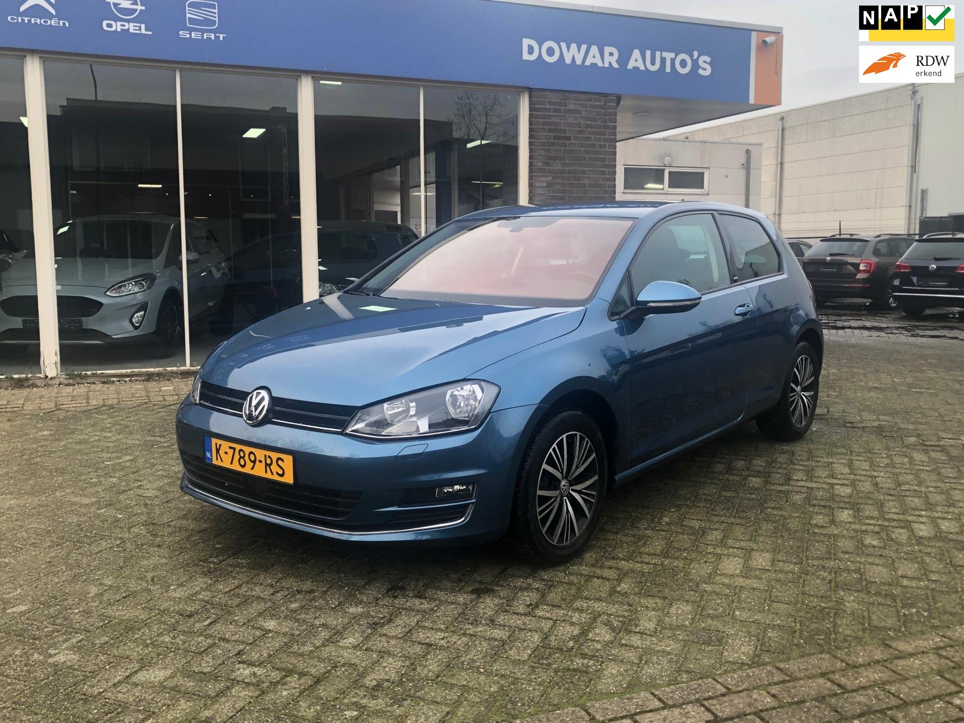 Volkswagen Golf occasion - Dowar Auto's
