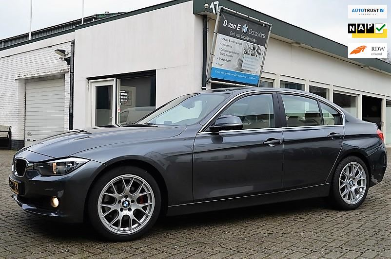 BMW 3-serie occasion - D van E BMW Occasions