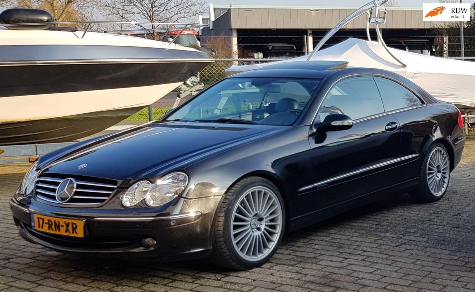 Mercedes-Benz CLK-klasse Coupé occasion - Autobedrijf Koens