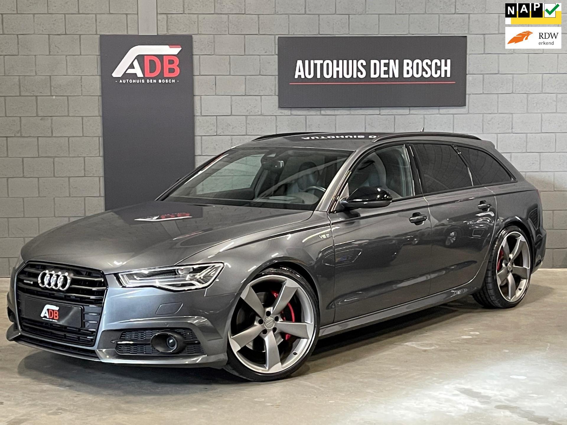 Audi A6 Avant occasion - Autohuis Den Bosch