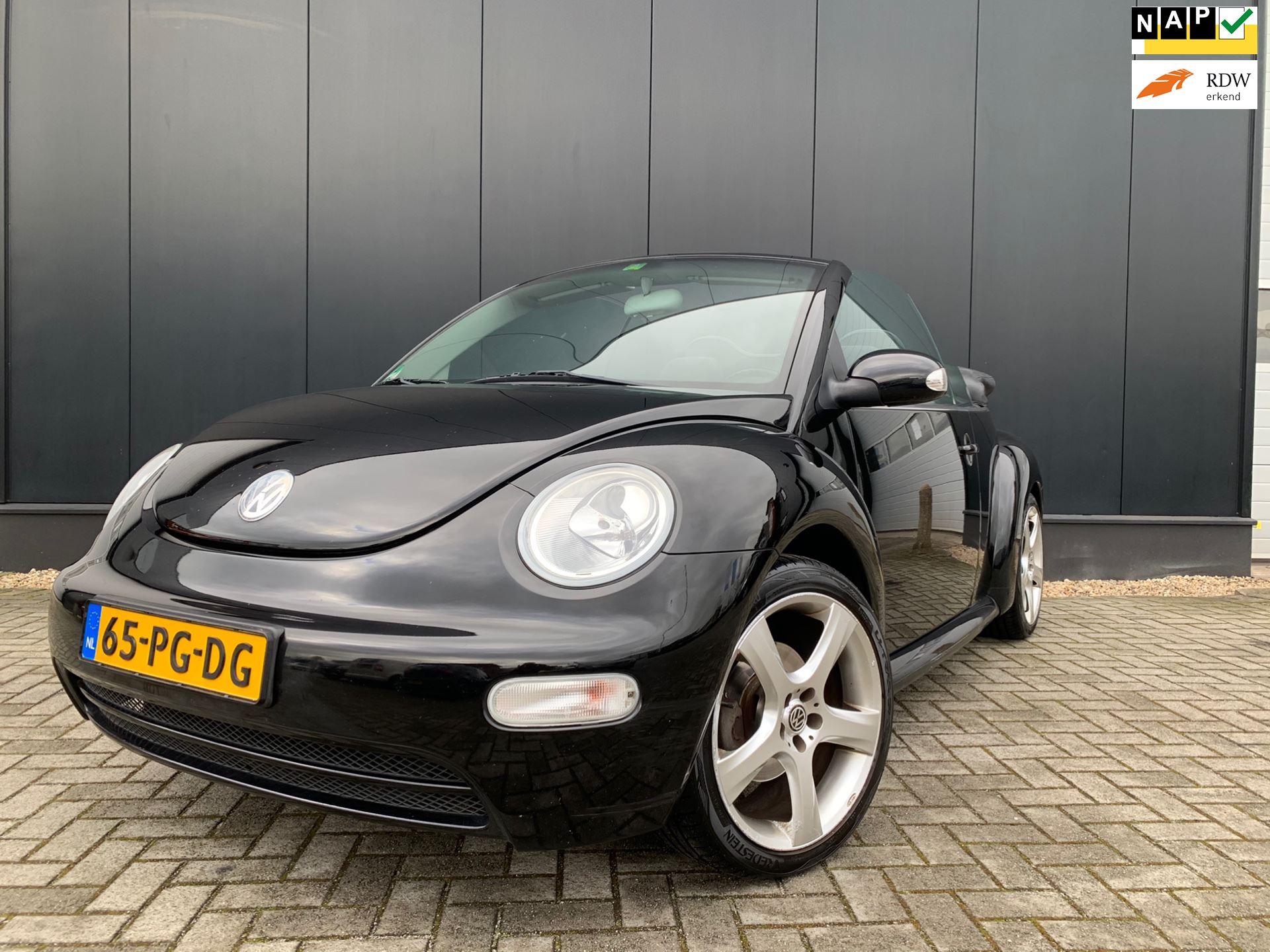 Volkswagen New Beetle Cabriolet occasion - Dennis Jansen Auto's