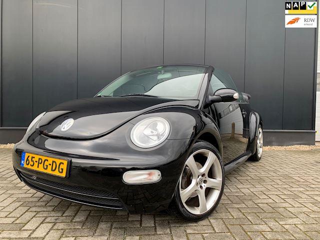 Volkswagen New Beetle Cabriolet 2.0 Airco/18''Lmv/Nap/OrgNl/Apk06-2022!