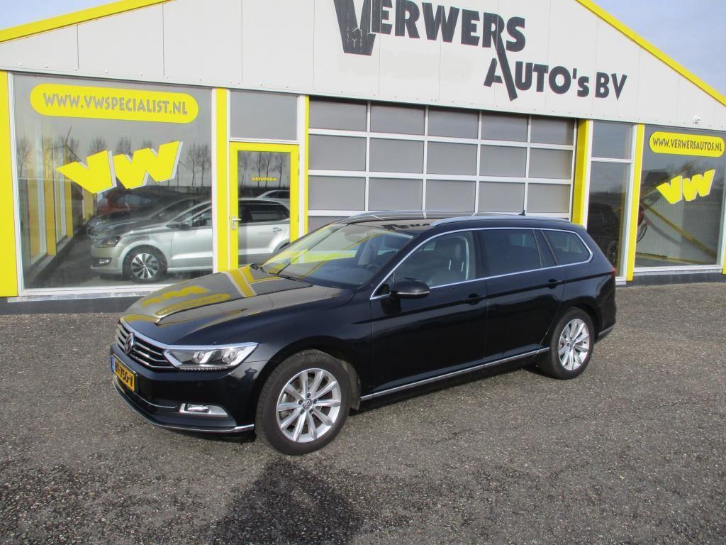 Volkswagen Passat Variant occasion - Verwers Auto's BV