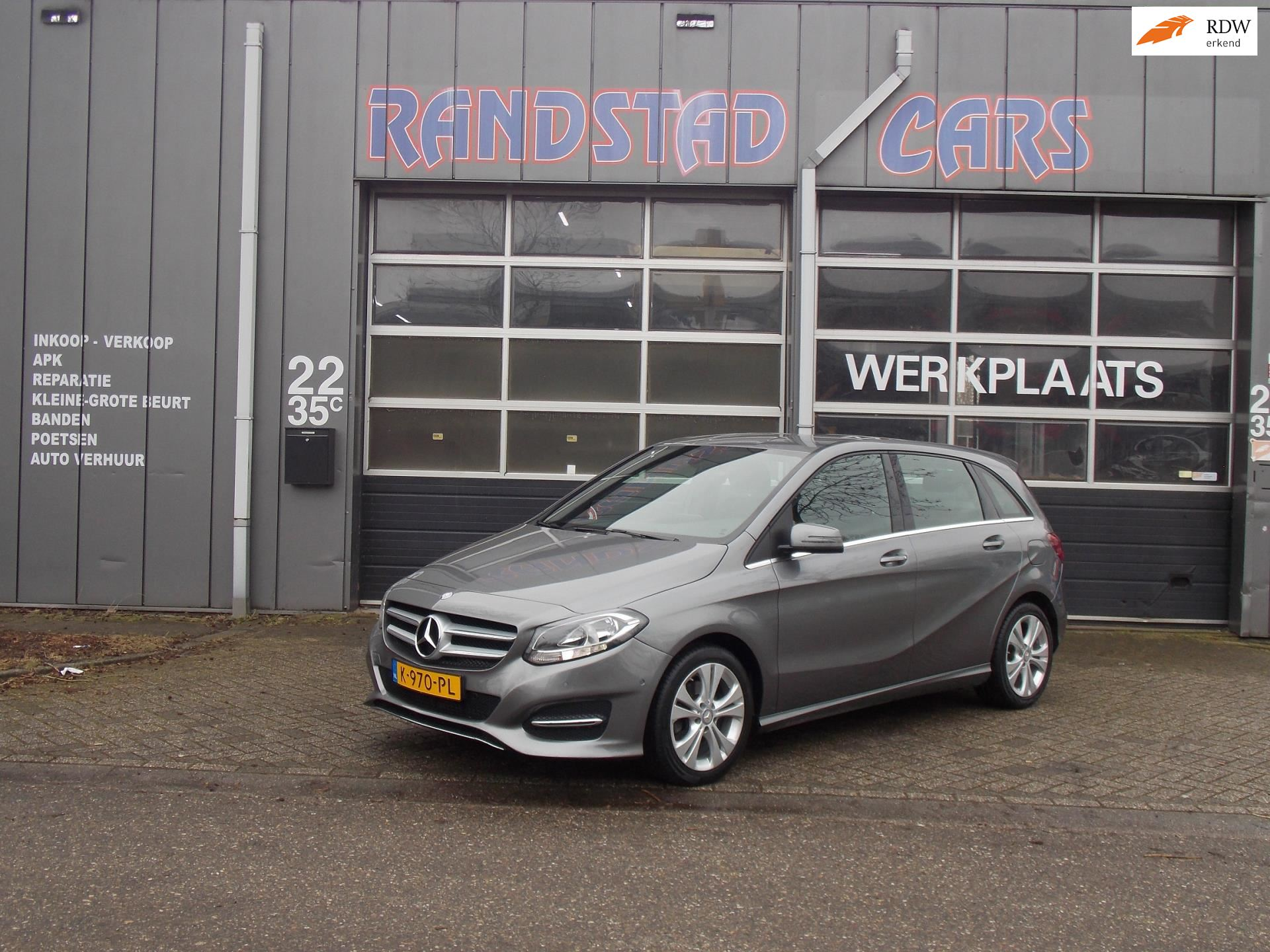 Mercedes-Benz B-klasse occasion - Randstad Cars
