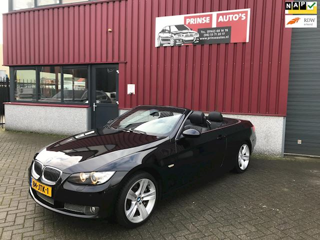 BMW 3-serie Cabrio 335i High Executive Automaat