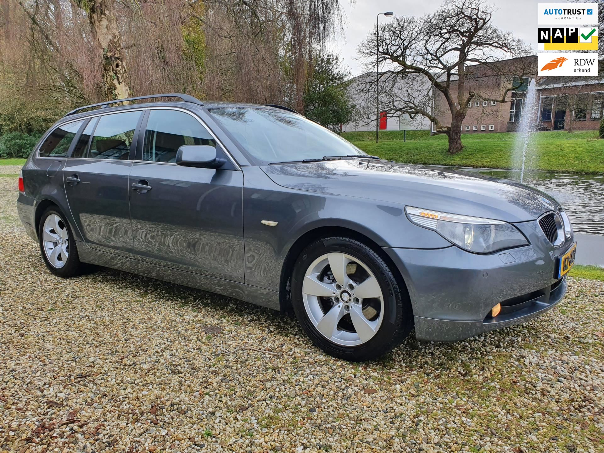 BMW 5-serie Touring occasion - Andreas Auto's