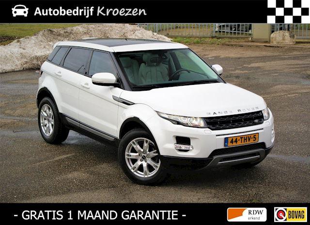 Land Rover Range Rover Evoque 2.0 Si 4WD Dynamic * Org NL Auto * Pano * Camera * Leder *