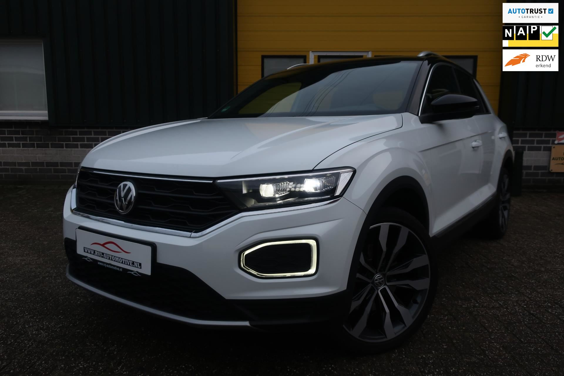 Volkswagen T-Roc occasion - RVJ Automotive