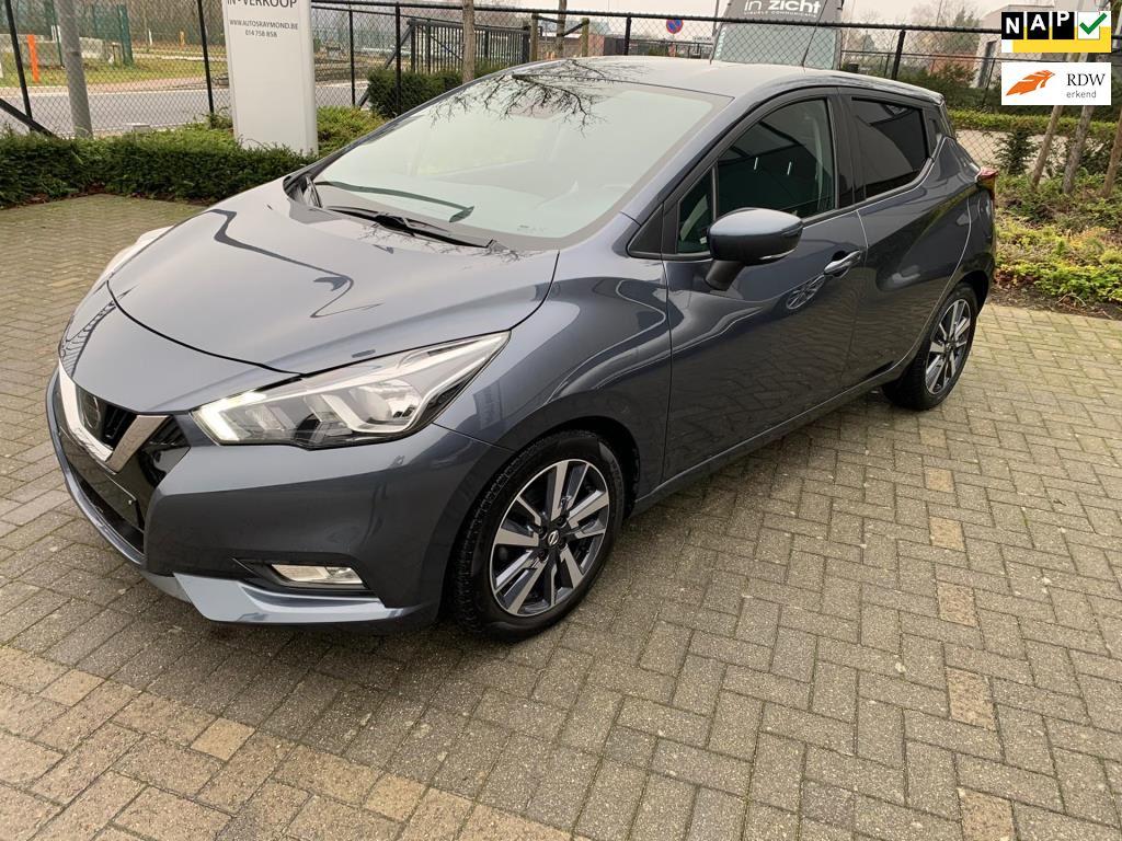 Nissan Micra occasion - FY Auto's B.V.