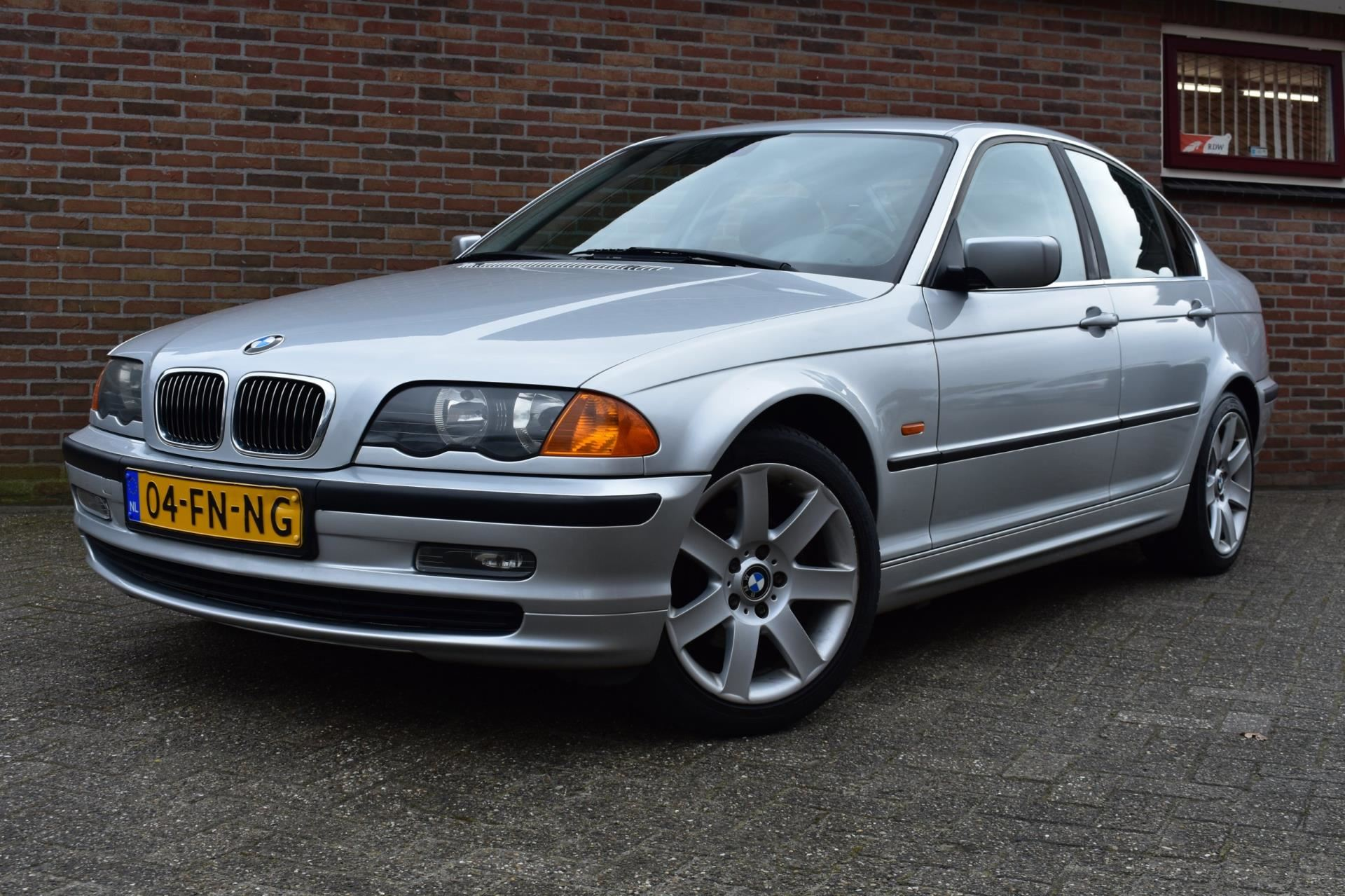 BMW 3-serie occasion - Autobedrijf Prins