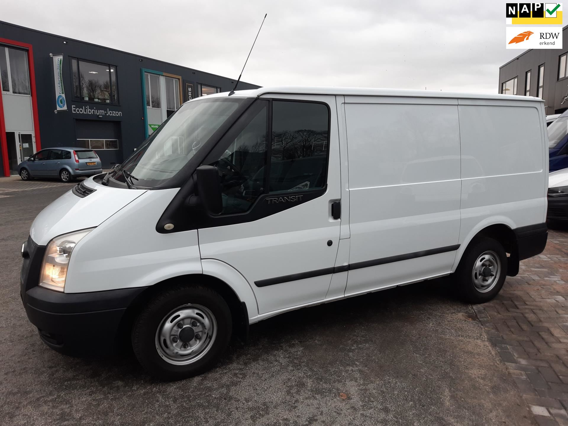Ford Transit occasion - Boekhout Auto's